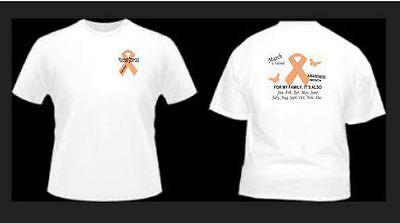 Multiple Sclerosis T Shirt