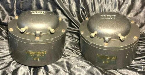 PAIR OF DRIVERS ALTEC MODEL 288C IMPEDANCE 24 OHM