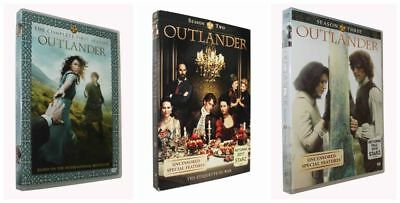 Outlander Season Series 1-3 DVD Set 1, 2, 3