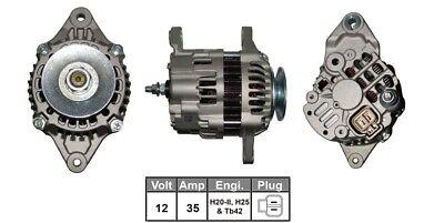 Fits Kalmar Forklifts 8762055 Alternator 35 Amps