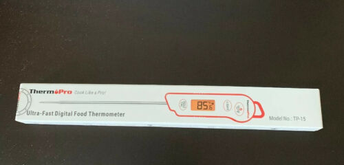 ThermoPro TP15 Meat Thermometer Brand New