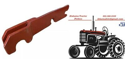 Ih Farmall Super A-151 2 Disk Turning Plow Mounting Bracket Right Side Mccormick