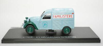 Citroën 2Cv AZU Familistere 1/43