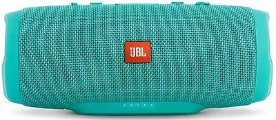 JBL Charge 3 Waterproof Portable Bluetooth Speaker (Teal) #CHARGE3TEAL