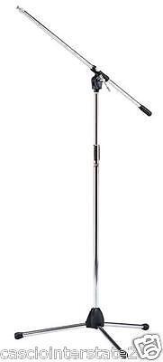 Tama Tripod Boom Microphone Stand Chrome MS205