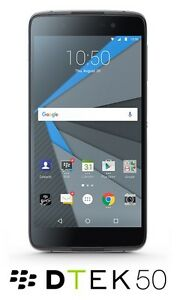 New condition BlackBerry DTEK50 Android phone!