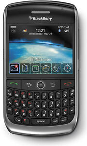 BLACKBERRY 8900 CURVE MOBILE PHONE UNLOCKED ***6 MONTHS WARRANTY***