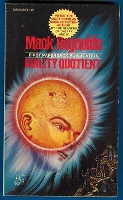 Ability Quotient   Mack Reynolds   Ace 00265  1975