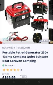 Generator, vacuum and polisher