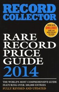 Record Collector: Rare Record Price Guide 2014