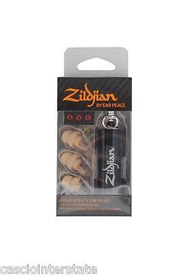 Zildjian ZPLUGSL HD Earplugs by EarPeace - Light