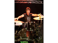 Drum Lessons and Drum Tuition from Faithless drummer/MD Andy Treacey