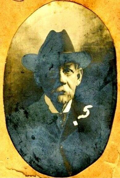 1909 United Confederate Veterans Charleston South Carolina Zimmerman Davis