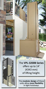 VPL Vertical Platform Lift, Wheelchair, porch/deck lifts, Ramps Kitchener / Waterloo Kitchener Area image 6