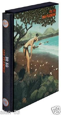 DR. NO ~ IAN FLEMING ~ FOLIO SOCIETY ~ IILUS SLIPCASED GIFT ED for sale  Shipping to India