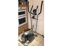 Pro Fitness Magnetic Cross Trainer