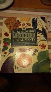encyclopedie visuelle des aliments