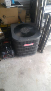 Used Central Air Conditioners Including Installation