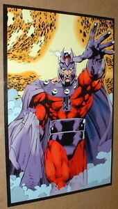 Just-In-Last-One-1991-Magneto-X-men-Art-by-Jim-Lee-Marvel-Comics-Poster