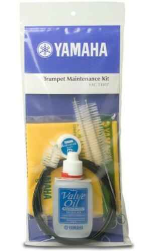 Yamaha YACTRMKIT Trumpet and Cornet Brass Cleaning and Care Maintenance Kit
