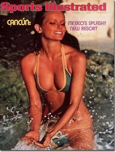 January 27, 1975 Cheryl Tiegs Sports Illustrated Swimsuit Issue