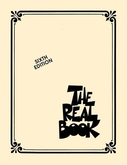 The Real Book Volume I Sixth Edition C Instruments Play Piano Flute Music Book
