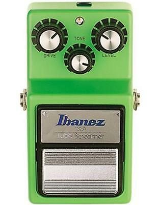 Ibanez TS9 Tube Screamer Overdrive Guitar Effects Pedal