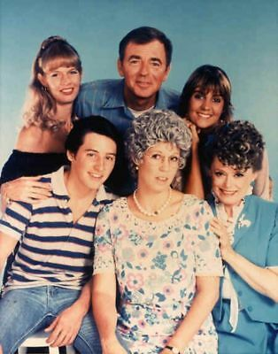 TV Cast Mama's Family Refrigerator / Tool Box Magnet