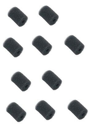10 Pack Tail Hose Scrubber For Polaris 180 280 360 380 Pool Cleaner 9-100-3105