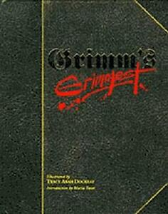 GRIMMS-GRIMMEST-Gruesome-Ghastly-Tales-for-GROWNUPS-1st-PRINTING