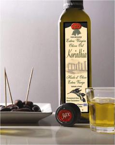 KORINTHIA Extra Virgin Olive Oil
