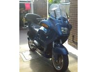 BMW R1100RT R only 29k 10 months MOT 1100RT 1100 RT motor bike pan europe st1100 triumph trophy