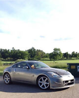 2003 Nissan 350z enthusiast CLEAN