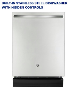 "BRAND NEW - 24"" STAINLESS STEEL DISHWASHER"