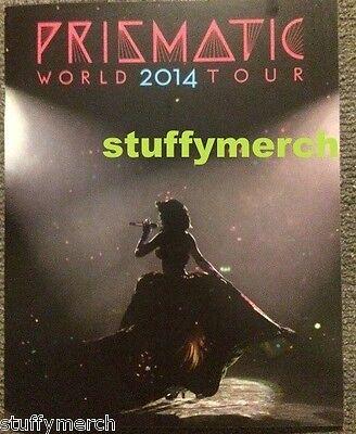 KATY PERRY RARE Prismatic Tour VIP Photo Tour Book - Not Sold At Shows! WITNESS comprar usado  Enviando para Brazil