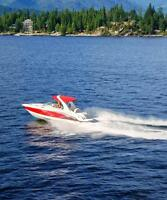 Shuswap Lake and a golf course in your back yard!