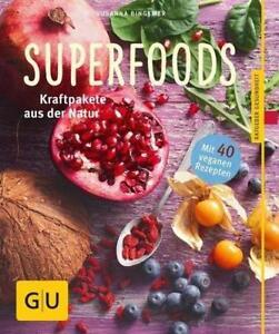 GU Ratgeber: SUPERFOODS ►►►ungelesen ° von Susanna Bingemer