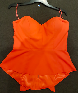 S by Seduce strapless top, size 10 Brighton Bayside Area Preview