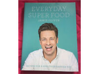 Brand new Jamie Oliver Everyday Superfood cookbook.