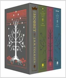 THE-LORD-OF-THE-RINGS-HOBBIT-JRR-TOLKIEN-COLLECTORS-EDITION-HC-BOX-SET