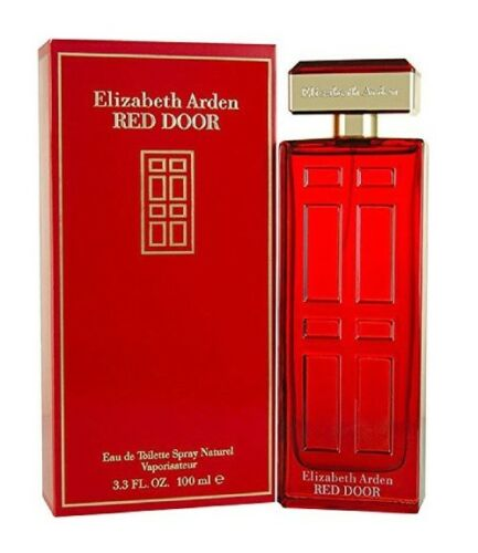 Red Door by Elizabeth Arden 3.3 / 3.4 oz EDT Perfume for Women New In Box Fragrances