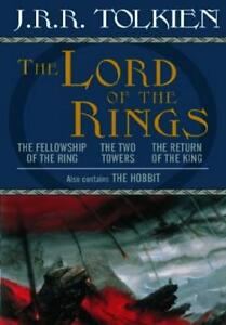 Tolkien-LORD-OF-THE-RINGS-THE-HOBBIT-MOVIE-COVERS-BOXED-SET-SC-NEW