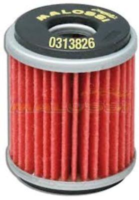 <em>YAMAHA</em> X MAX 125 MALOSSI OIL FILTER RED CHILLI