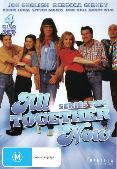 ALL TOGETHER NOW SERIES TWO ( 4 DISC SET )