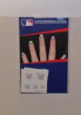 MLB MILWAUKEE BREWERS  FINGERNAIL TATTOOS DECALS FAST FREE SHIPPING