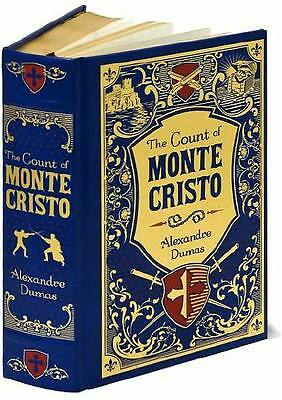THE COUNT OF MONTE CRISTO LEATHERBOUND GIFT EDITION ~ DUMAS Leather ALMOST GONE!