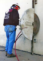 Concrete Cutting for Basement Windows and Doorways