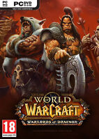 Selling World of Warcraft (Includes a Lvl. 100 and 5 other 90s)