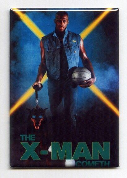 XAVIER McDANIEL / X-MAN - COSTACOS POSTER FRIDGE MAGNET sonics vintage kemp rare