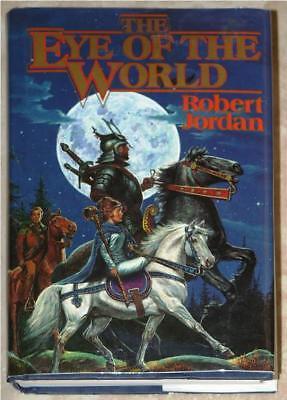 Eye Of The World   Robert Jordan    1 In Wheel Of Time Series   Clean Hc